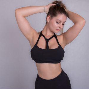 MA DAME BLACK top