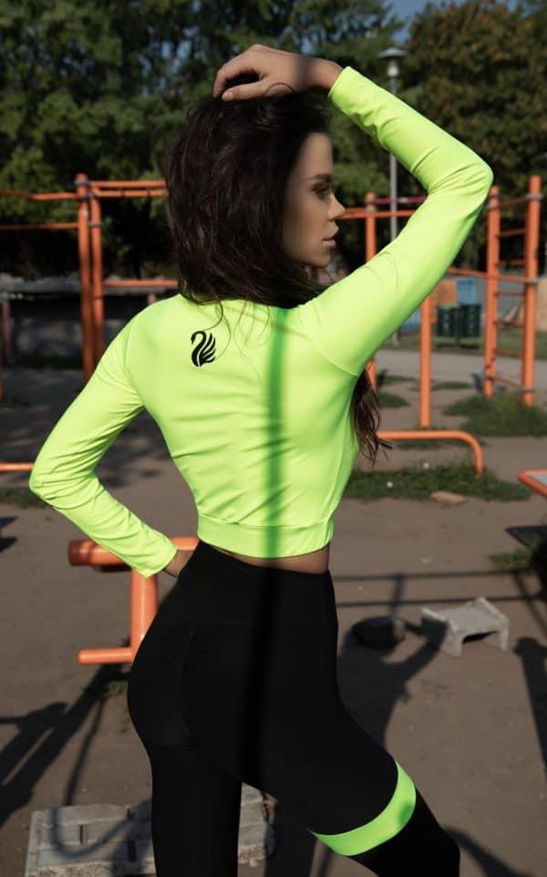 Black Swan Sportswear Neongreen crush