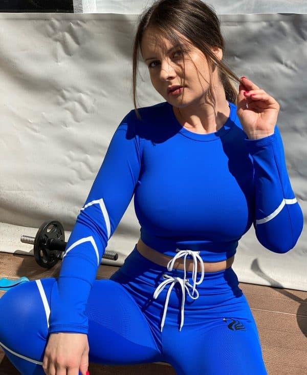 Black Swan Sportswear blue lagoon