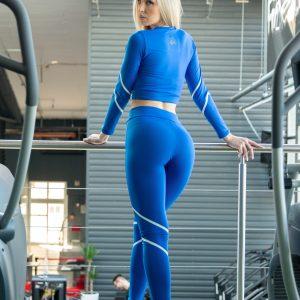 BLUE LAGOON legging