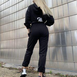 COZY BLACK joggers